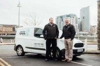 Colm McMahon and John Delaney GGL Security